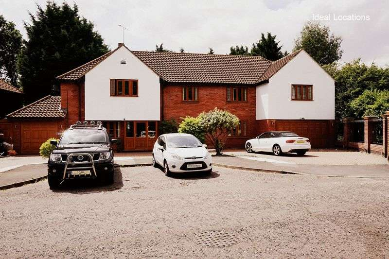 5 Bedrooms Detached House for sale in 5 Bedroom Detached House, Maybush Road, Hornchurch