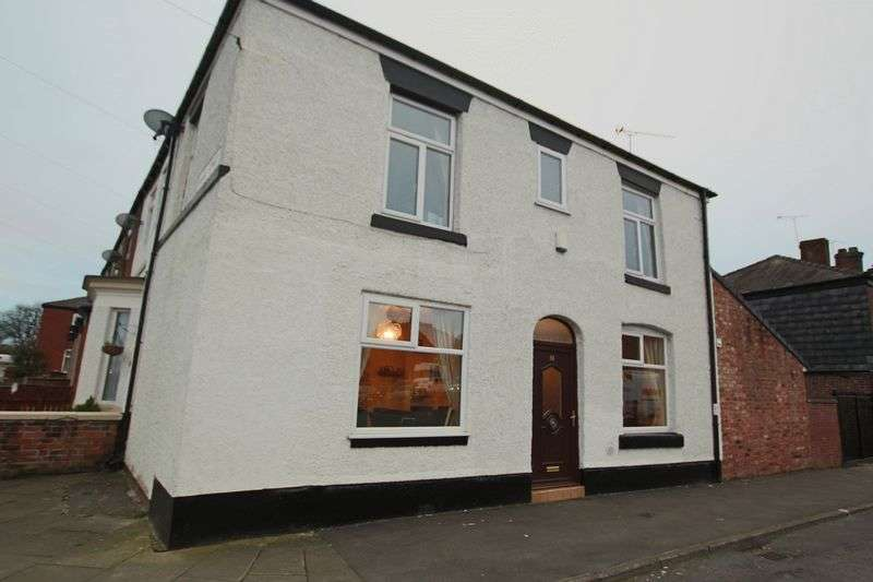 3 Bedrooms Terraced House for sale in Gregge Street, Heywood, OL10 2JP