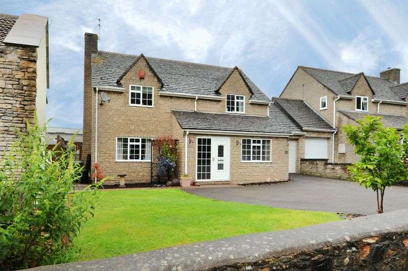 4 Bedrooms Detached House for sale in Old Sodbury, South Gloucestershire