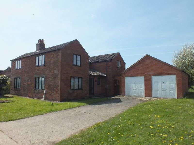 5 Bedrooms Detached House for sale in 8 Atkinsons Lane, Halton Fenside, Halton Holegate