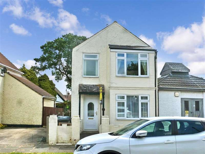 3 Bedrooms Detached House for sale in Oxenden Park Drive, Herne Bay, Kent