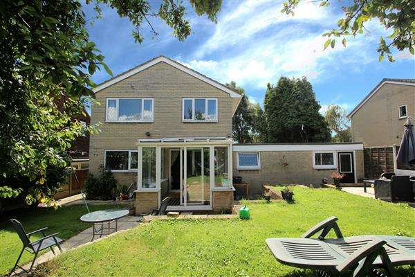 4 Bedrooms Detached House for sale in Meadow Close, Hemsworth
