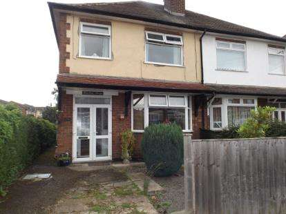3 Bedrooms Semi Detached House for sale in Chandos Street, Netherfield, Nottingham, Nottinghamshire