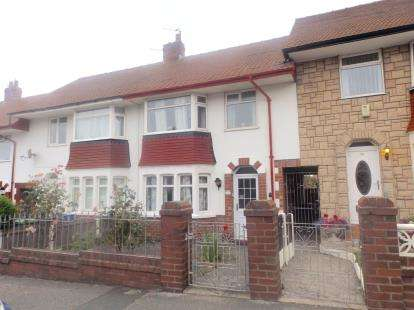 3 Bedrooms Terraced House for sale in Runcorn Avenue, Blackpool, Lancashire, FY2