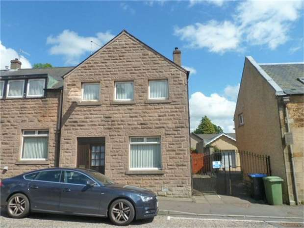 2 Bedrooms End Of Terrace House for sale in Bridge Street, Penicuik, Midlothian