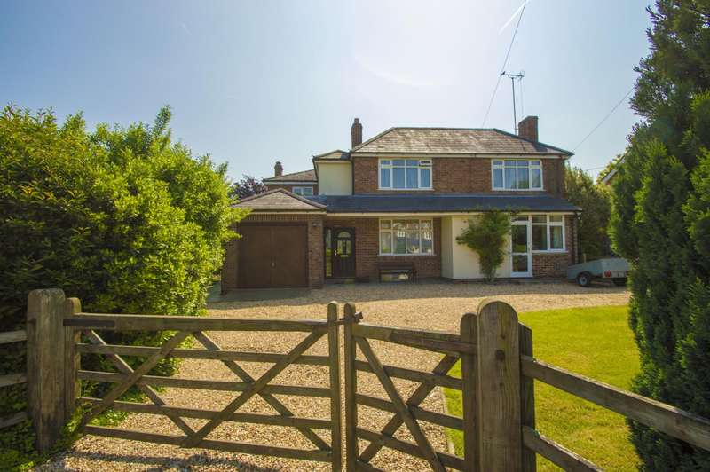 5 Bedrooms Detached House for sale in Station Road, Cholsey, Wallingford, OX10