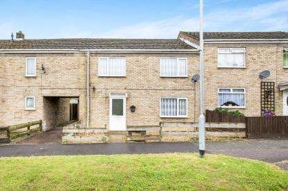3 Bedrooms Terraced House for sale in Sycamore Drive, Huntingdon, Cambridgeshire