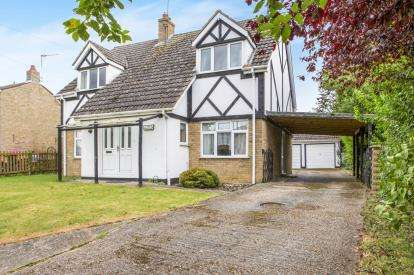 4 Bedrooms Detached House for sale in The Green, Ellington, Huntingdon, Cambridgeshire