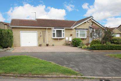3 Bedrooms Bungalow for sale in Sorby Way, Wickersley, Rotherham, South Yorkshire