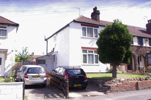 2 Bedrooms End Of Terrace House for sale in Star Lane, ST MARY CRAY, ORPINGTON, KENT