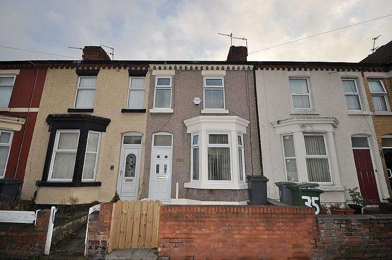 2 Bedrooms House for sale in Lucerne Road, Wallasey