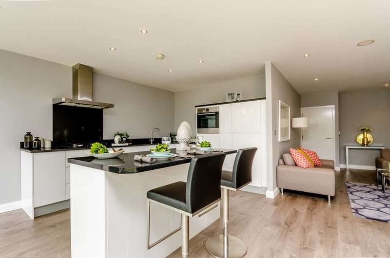 2 Bedrooms Flat for sale in Heathfield Road, Wandsworth, SW18
