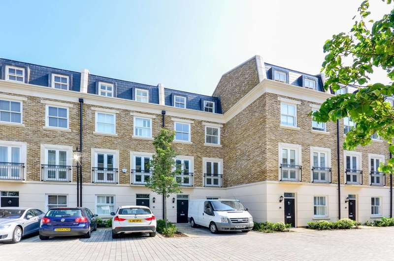 5 Bedrooms House for sale in Heathcote Gate, South Park, SW6
