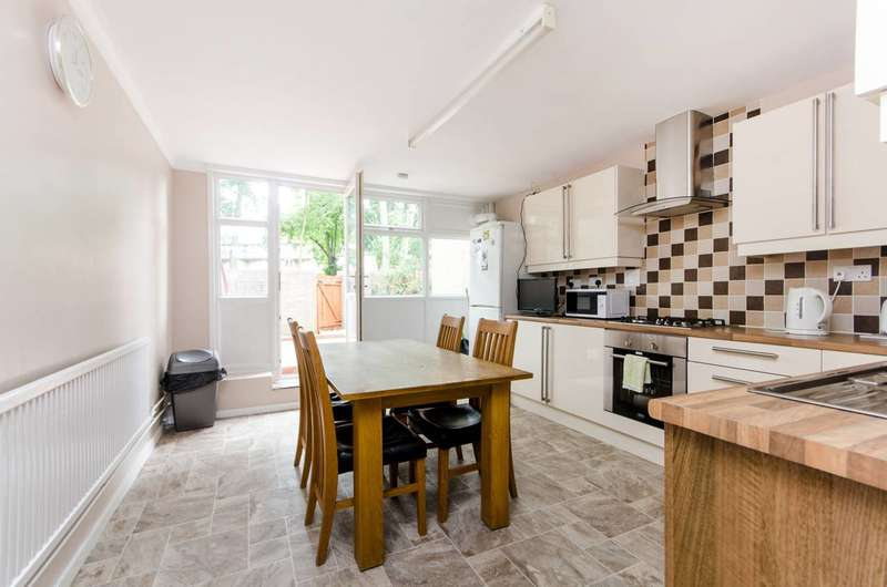3 Bedrooms House for sale in Tulse Hill, Tulse Hill, SW2
