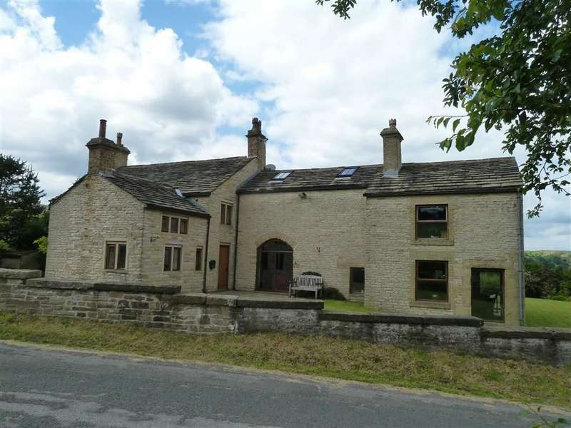 4 Bedrooms Property for sale in Mount Lane, Dobcross, SADDLEWORTH, OL3