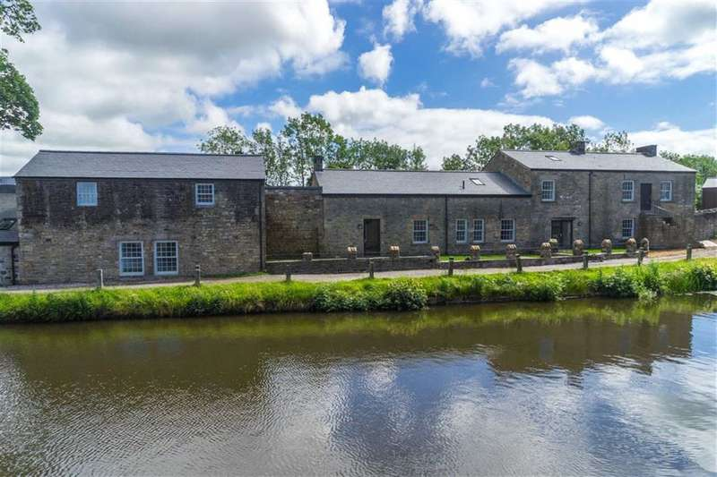 4 Bedrooms Property for sale in Tunstall Lodge, Aldcliffe Yard, Lancaster