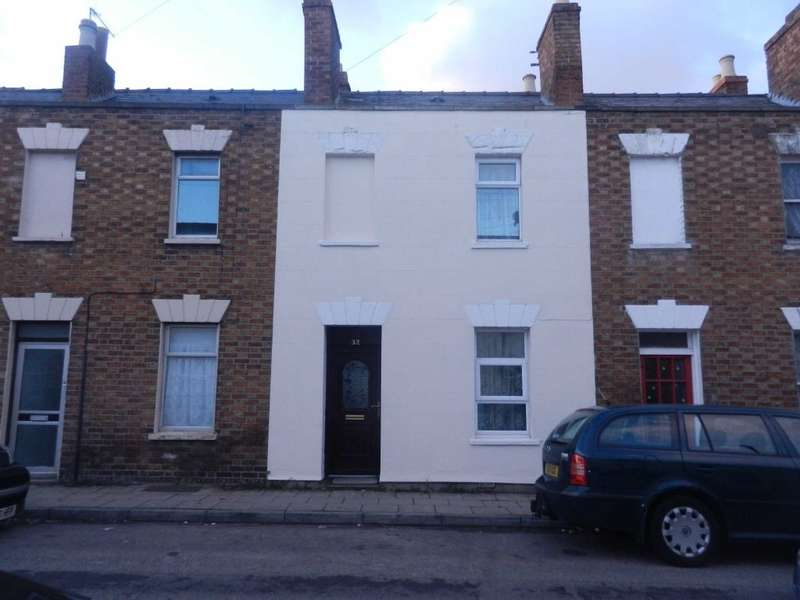2 Bedrooms Terraced House for sale in Hanover Street, Cheltenham, Gloucestershire, GL50 4HJ