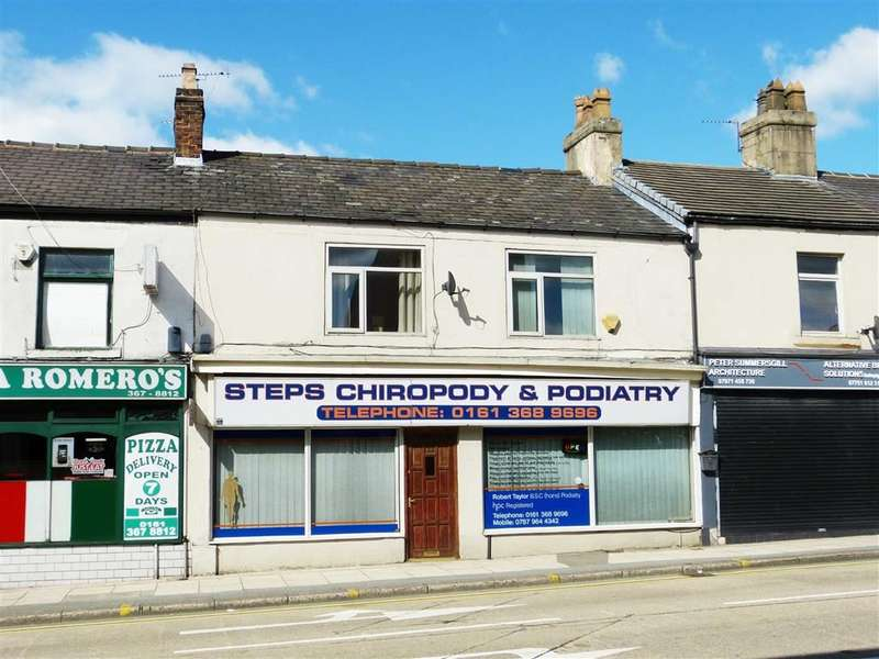 Property for sale in Market Street, Hyde