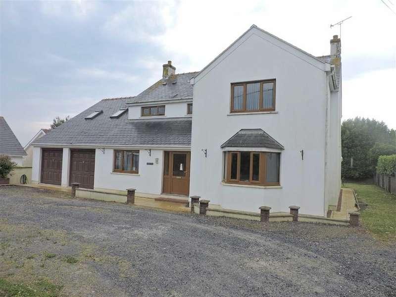 5 Bedrooms Property for sale in Llandissilio, Clynderwen, Pembrokeshire