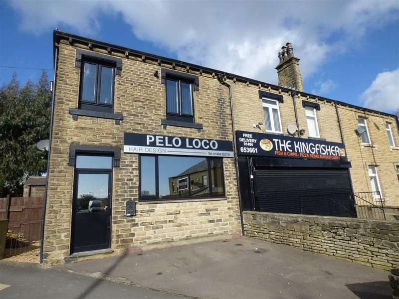 1 Bedroom Property for sale in Blackmoorfoot Road, Crosland Moor, Huddersfield