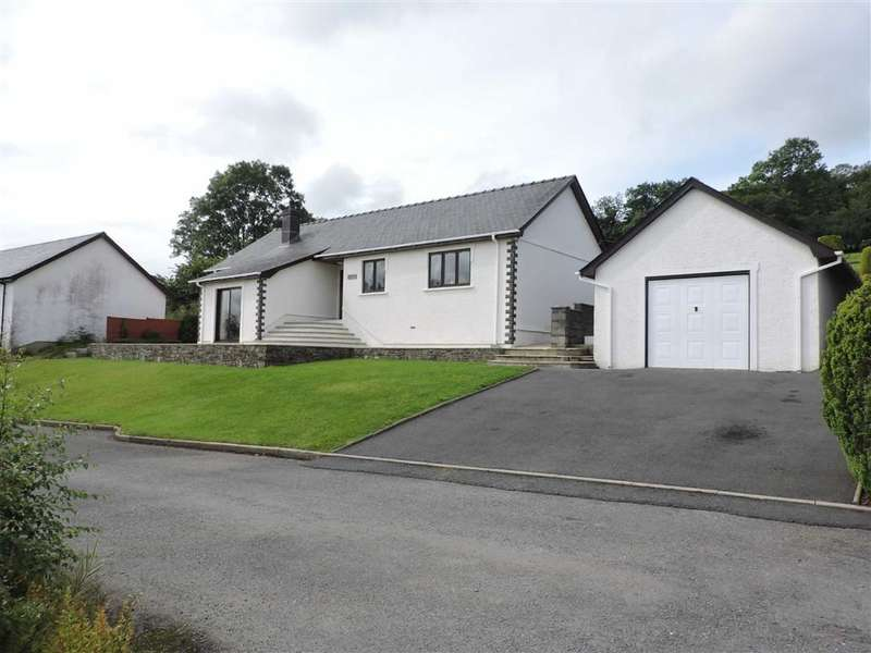 4 Bedrooms Property for sale in Llanwenog, Llanybydder
