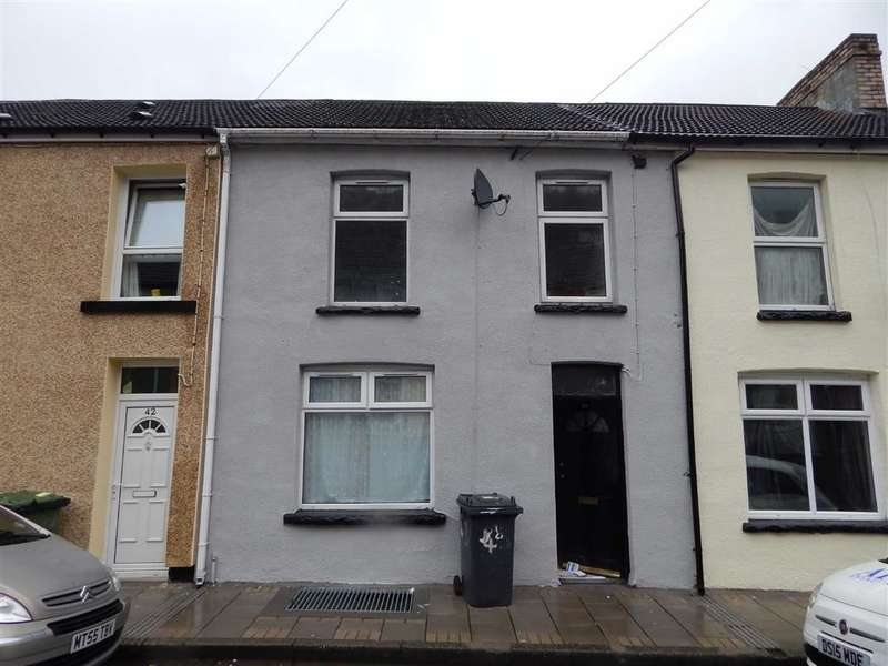 3 Bedrooms Property for sale in Woodfield Terrace, Mountain Ash