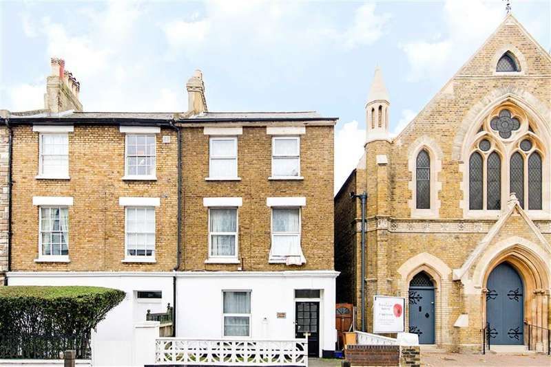 4 Bedrooms Property for sale in Trinity Road, Wandsworth Common