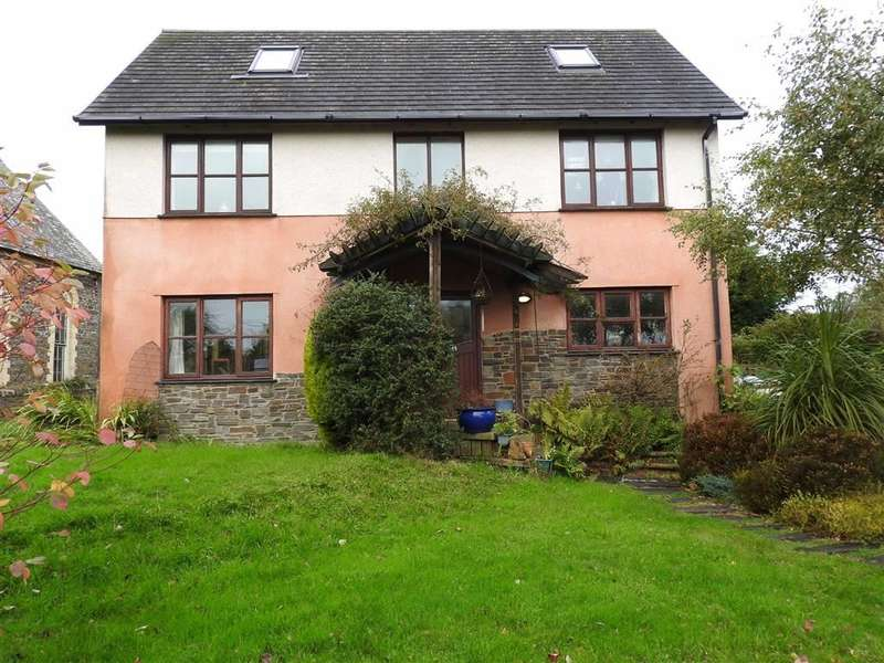 5 Bedrooms Detached House for sale in Aberystwyth, Blaenplwyf