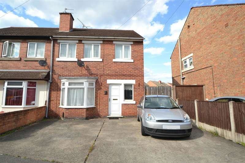 3 Bedrooms Property for sale in Brighton Road, Alvaston