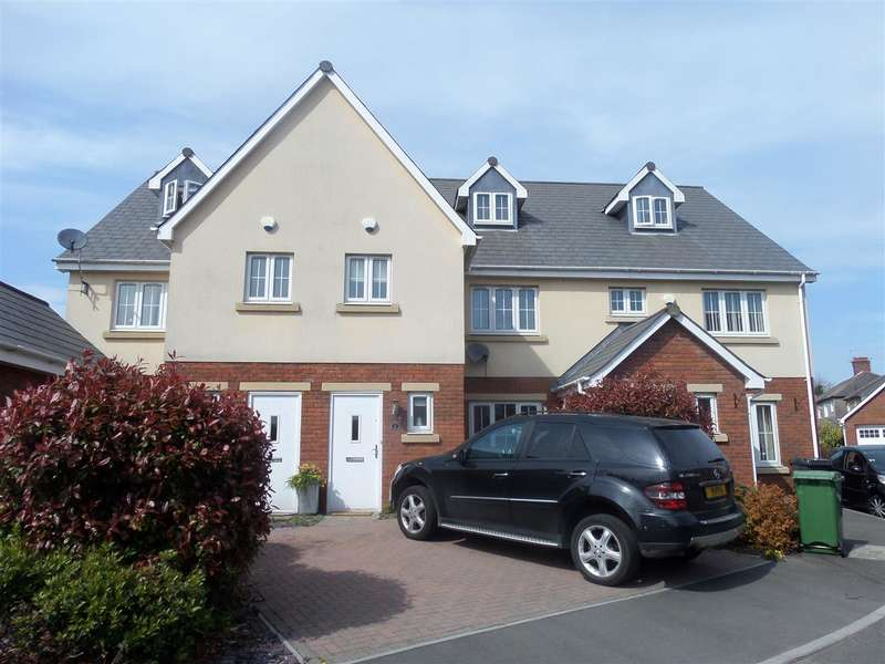 4 Bedrooms Property for sale in Sentinel Court, Cardiff