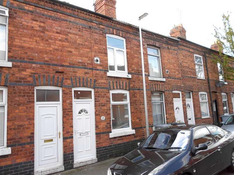 2 Bedrooms Property for sale in Chamber Street, Crewe, Cheshire