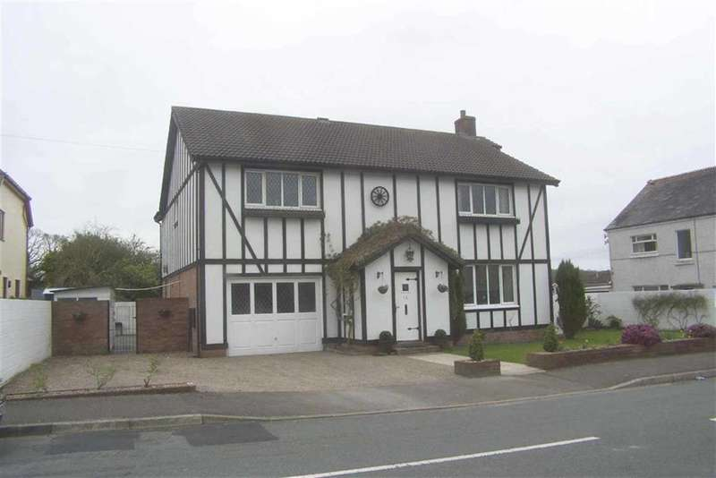 4 Bedrooms Property for sale in Glynhir Road, Llandybie