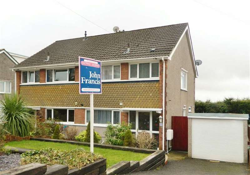 3 Bedrooms Property for sale in Gwysfa Road, Ynystawe