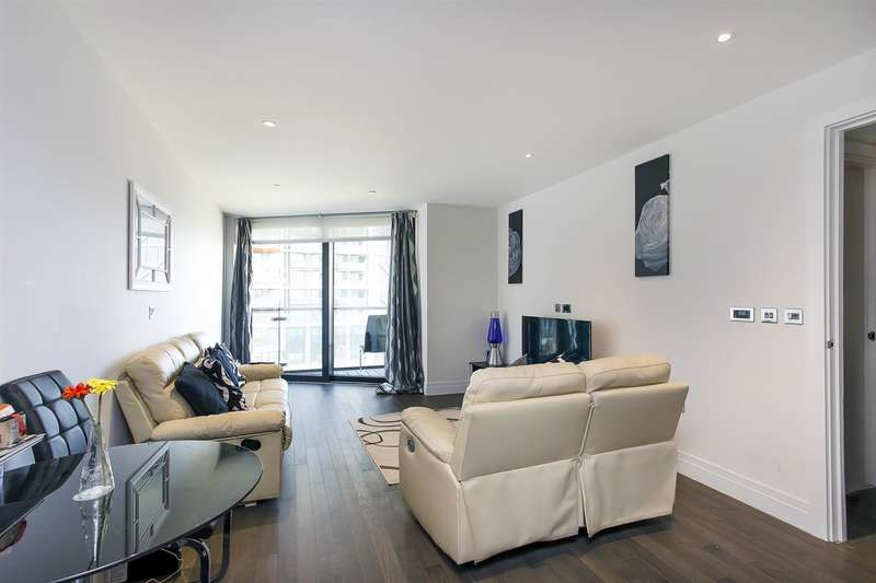 2 Bedrooms Flat for sale in 1 Riverlight Quay, Nine Elms, London SW8