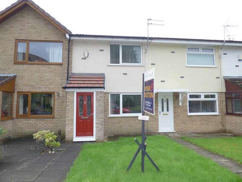 2 Bedrooms Property for sale in Bentley Street, Shawclough, Rochdale, Lancashire, OL12