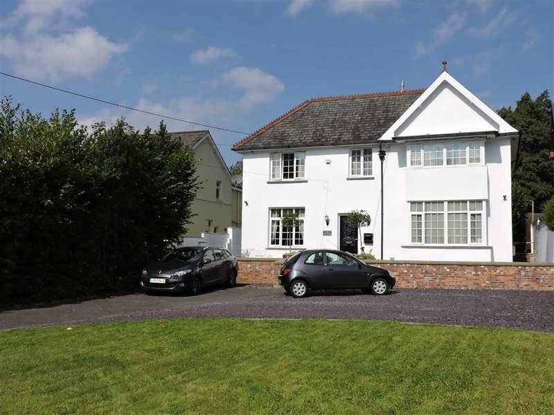 4 Bedrooms Property for sale in Derwen Road, Alltwen