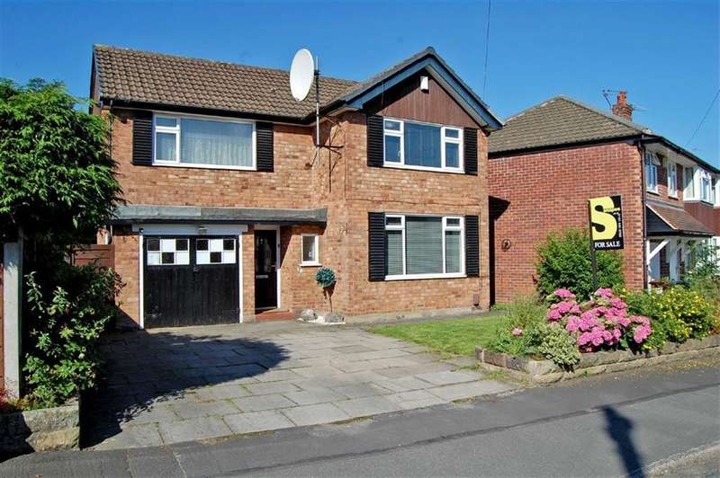 4 Bedrooms Property for sale in SYDNEY ROAD, Bramhall, Stockport, Cheshire, SK7
