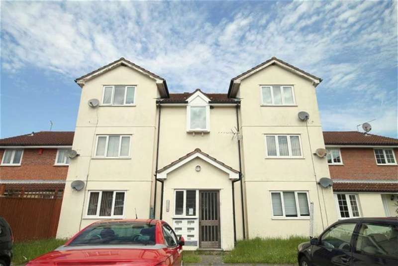 2 Bedrooms Flat for sale in Bishop Hannon Drive, Pentrebane, Cardiff