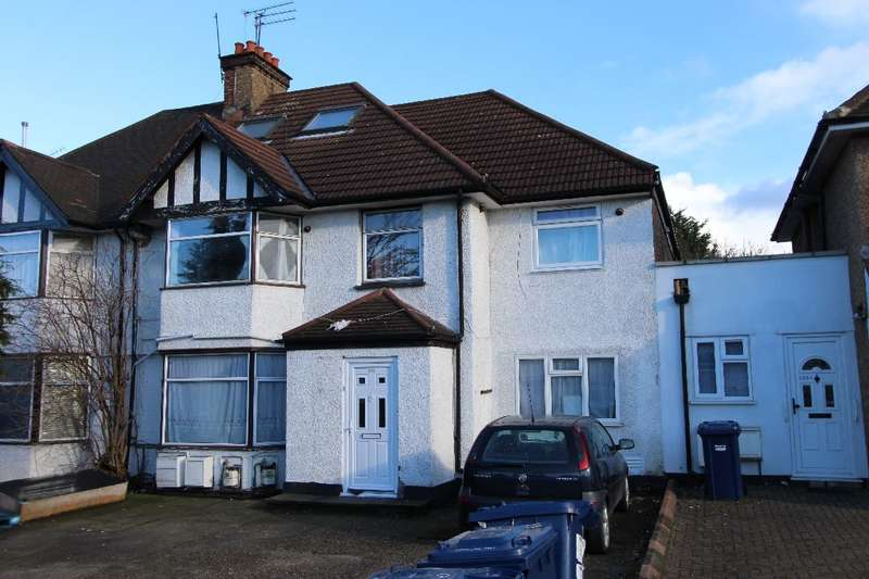 2 Bedrooms Property for sale in Hendon Way, NW2