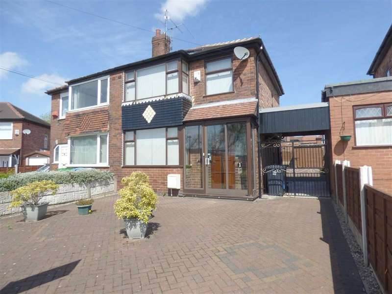 3 Bedrooms Property for sale in Carron Avenue, Blackley, Manchester, M9