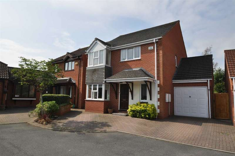4 Bedrooms Property for sale in Primrose Crescent, St Peters, Worcester