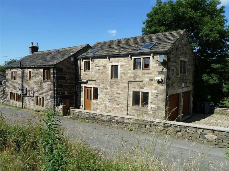 5 Bedrooms Property for sale in Thurstons, Ridge Lane, SADDLEWORTH, OL3