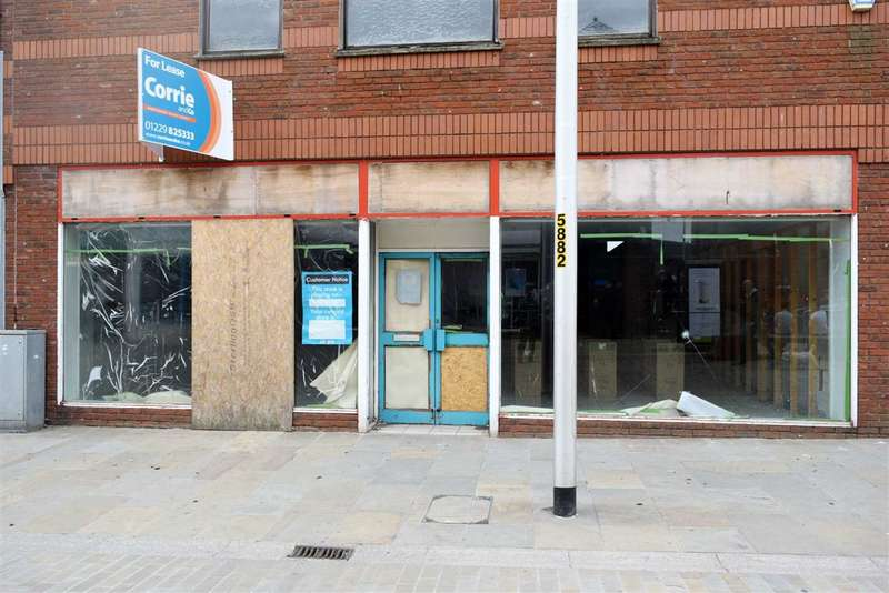 Commercial Property for sale in Dalton Road, Barrow In Furness, Cumbria