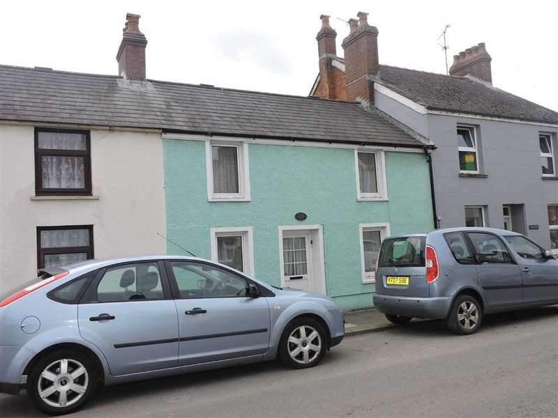 2 Bedrooms Property for sale in St James Street, Narberth, Pembrokeshire
