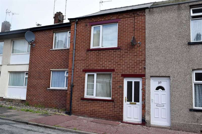 2 Bedrooms Property for sale in Wordsworth Street, Barrow In Furness, Cumbria.