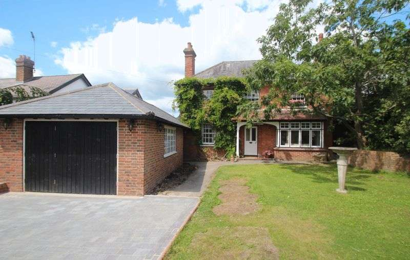 4 Bedrooms Detached House for sale in Sparrows Green, Wadhurst