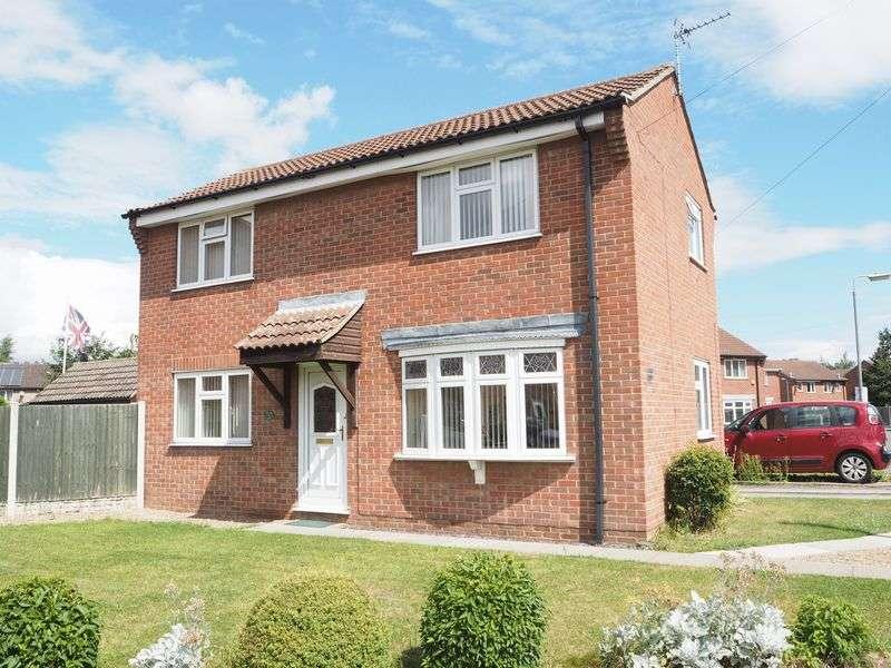 3 Bedrooms Detached House for sale in Willow Road, Balderton