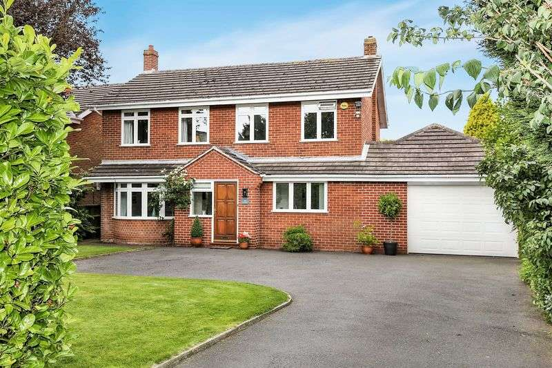 4 Bedrooms Detached House for sale in Main Street, Normanton le Heath, Leics LE67 2TB