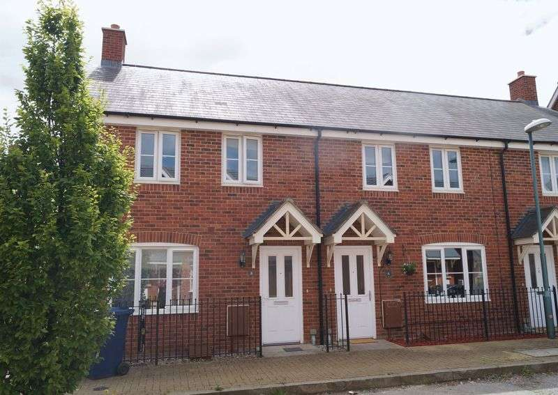3 Bedrooms Terraced House for sale in Sentinel Way, Brockworth, Gloucester