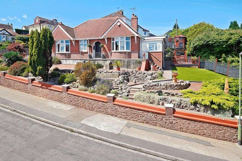3 Bedrooms Detached Bungalow for sale in Westhill Road, Paignton